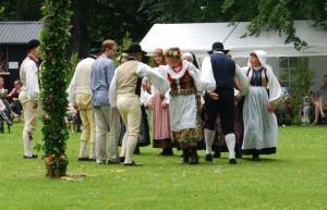 Linderöds folkdanslag 1
